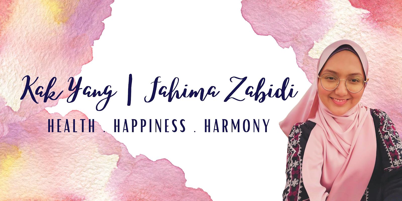 Fahima Zabidi | Kak Yang