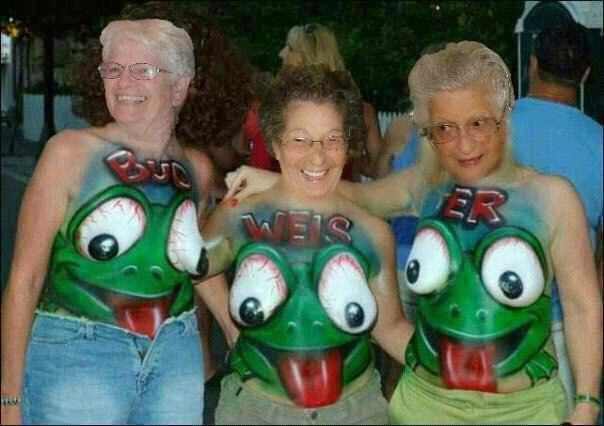 Creative Art And Craft Ideas Body Paint Halloween Costumes