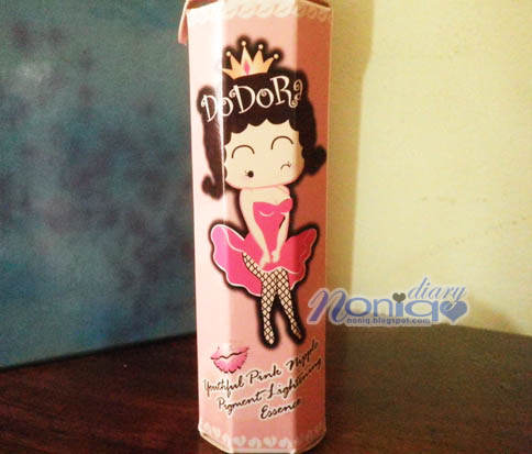 Dodora Lip and Nipple Pigment Lightening Essence