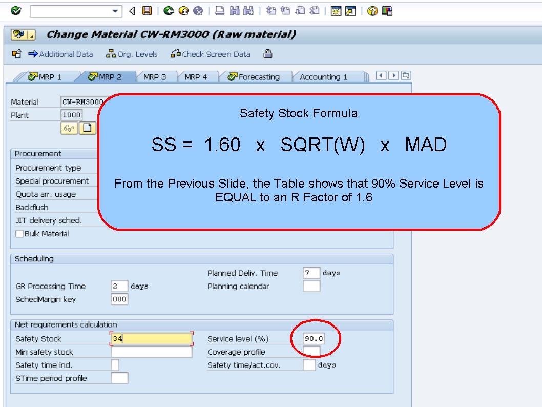 青蛙SAP分享 Learning & Examination: SAP : Automatic Safety