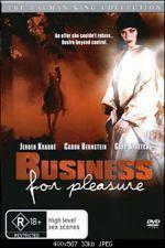 Business for Pleasure 1997
