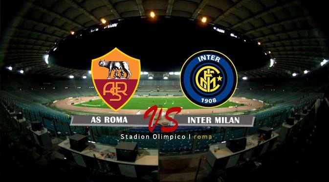 مباراة روما وانتر ميلان  2-12-2018 الدوري الايطالي