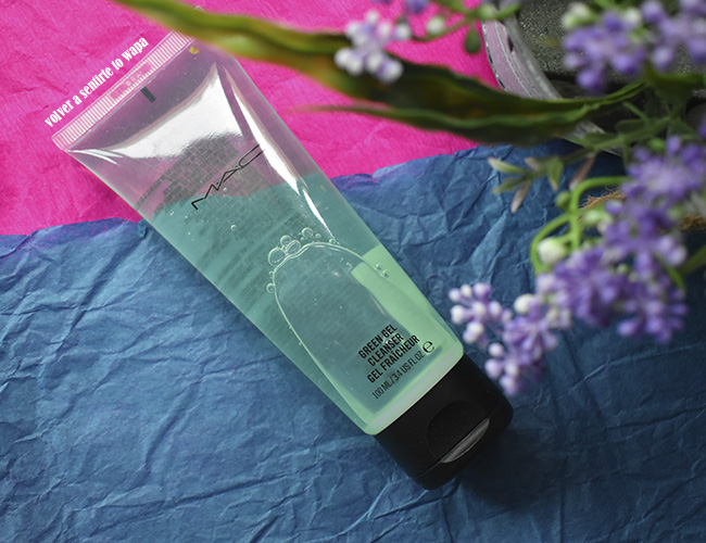 Limpiador Green Gel Cleanser de MAC