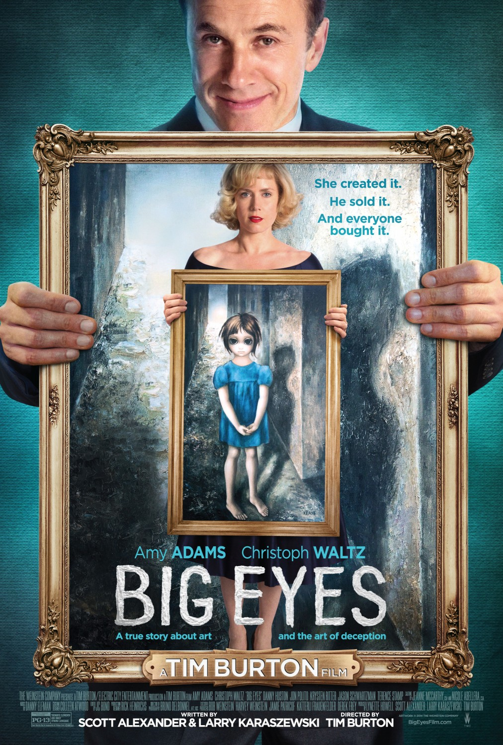Nonton Film Big Eyes (2014)