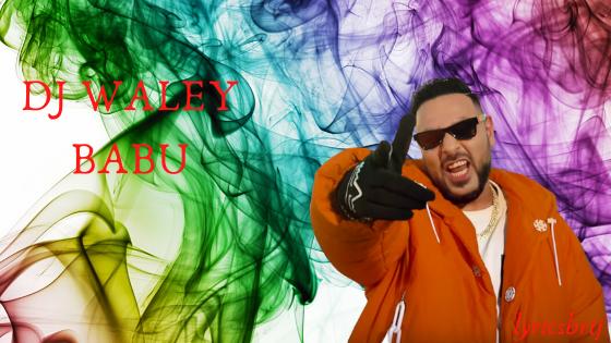 DJ Waley Babu Lyrics - Badshah | Aastha Gill | Party Anthem