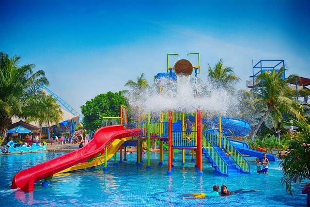 Tiket Masuk dan Alamat Wonderland Adventure Waterpark Karawang
