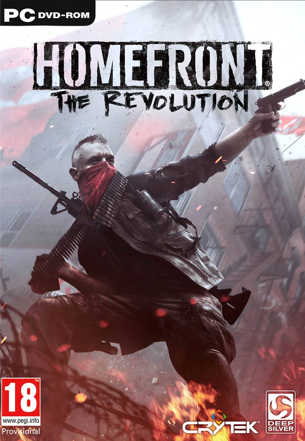 Homefront The Revolution ESPAÑOL PC