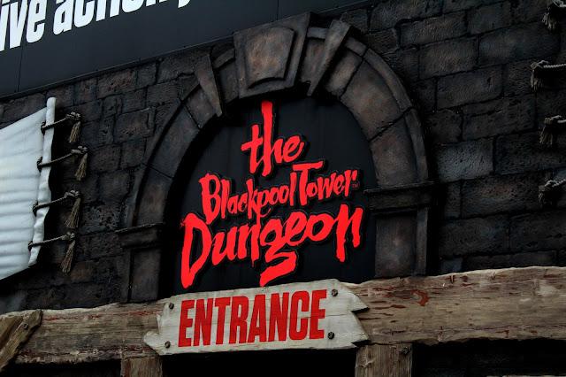 Blackpool dungeon