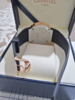 Gucci Marka Quartz Saat