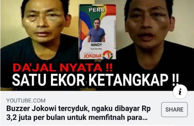 Kejanggalan-Kejanggalan Video Penculikan Ninoy Karundeng