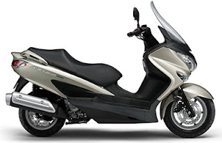 Harga Suzuki Burgman 200