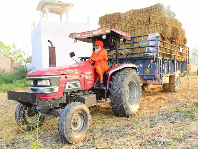 Sant Seechewal's efforts saved 550 acres land of rice stubble from burning in the fields