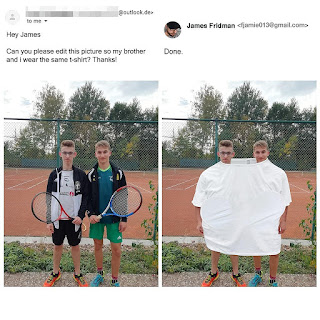 James fridman, photoshop, funny, hilarious internet sensation