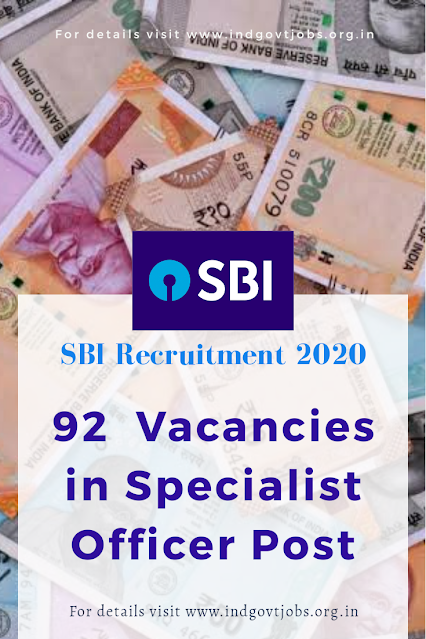 SBI Recruitment