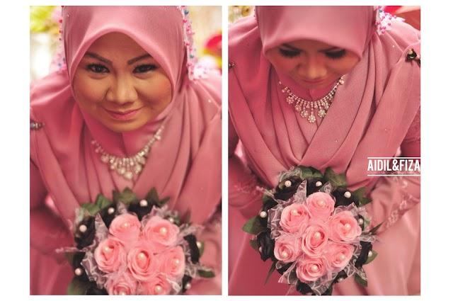 Review/Tutorial :Hand Bouquet Engangement Sihatimerahjambu
