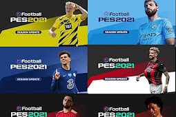 PES 2021 Start Screen Pack For - PES 2013