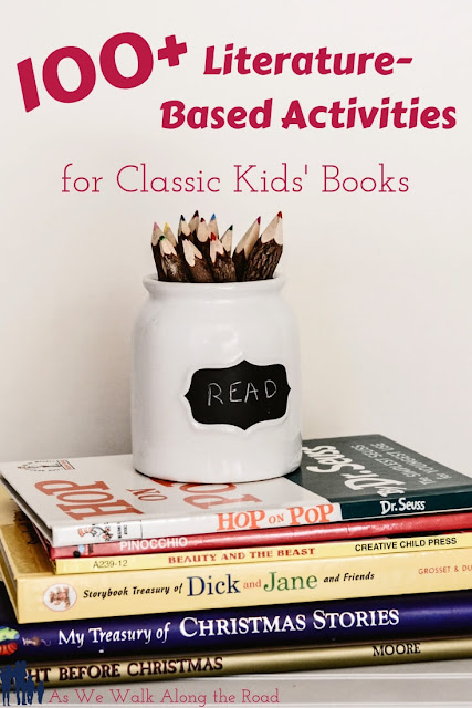Literature-based activities for kids