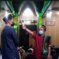 DKM Masjid Al Mubarokah Terapkan Protokol Kesehatan Covid 19, Sholat Ied 1442 Digelar Terbatas Khusus Warga Setempat