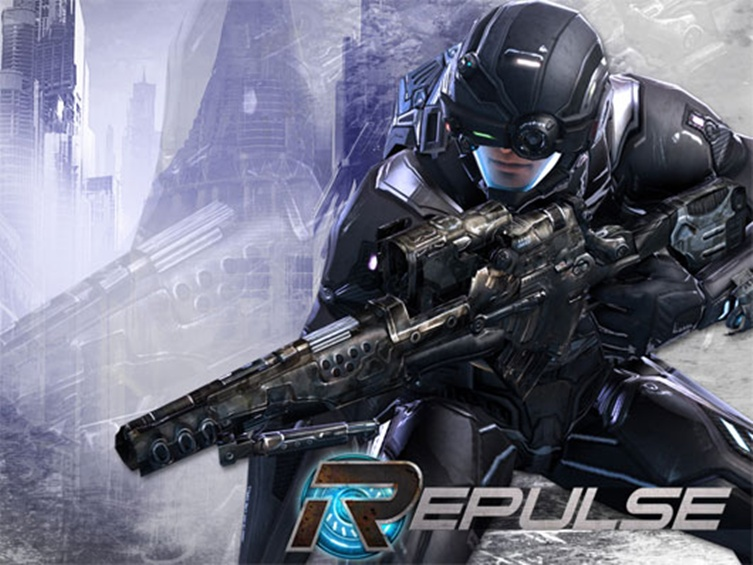 Free-to-play mmo shooter repulse now available | gamewatcher.