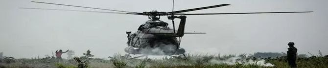 Myanmar Rebel Group, Kachin Independence Army, Says It Shot Down Military Helicopter