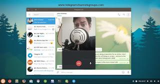 Telegram On Laptop And Desktop