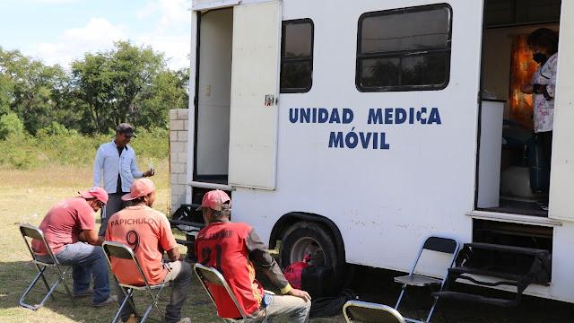 Jornadas de Salud Comunitaria visitarán todas las colonias y juntas auxiliares de Atlixco
