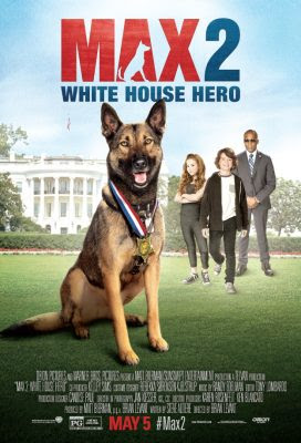 Filme Poster Max 2: White House Hero