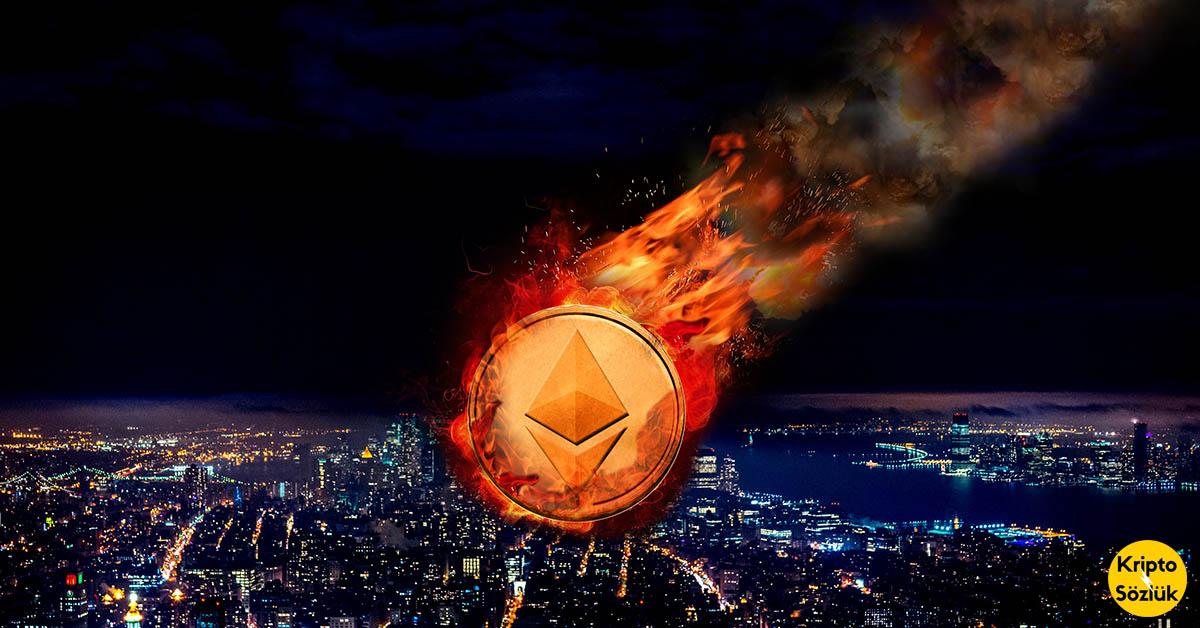 Ethereum 130 Doların Altına Düştü