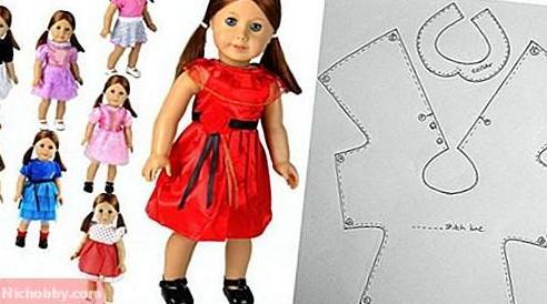 Menjahit Pakaian Boneka adalah Salah Satu Bentuk Cara Mengatasi Kelemahan Usaha Menjahit