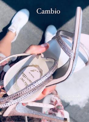 Mia Ceran scarpe sandali marca René Caovilla