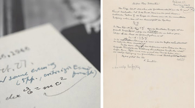 Albert Einstein'in Bir Fizikçiye Yazdığı Mektupta Ne Yazılıydı