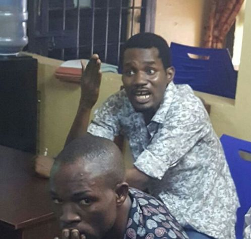 AGAIN? Seun Egbegbe Caught Trying to 'Dupe' Mallam Who Changes Money of N10m