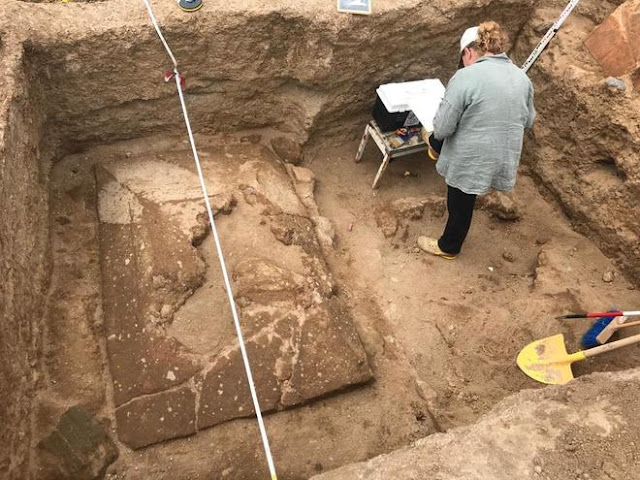 Etruscan tomb of child discovered in Vulci