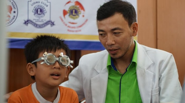 30 Persen Anak Usia SD Mengalami Penyakit Mata, Ini yang Harus Orang Tua Perhatikan
