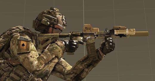 Arma3へ武器を追加MOD