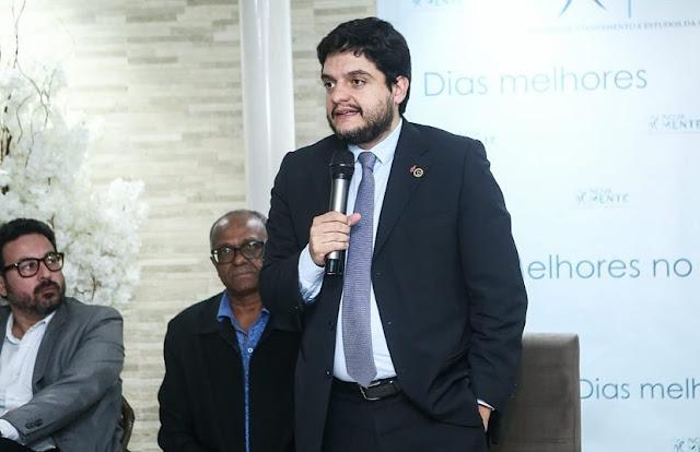 Delmasso convoca reunião virtual com as Comissões de Aprovados das Carreiras Públicas do DF