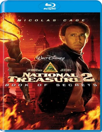 National Treasure 2 (2007) Dual Audio Hindi 720p BluRay x264 1GB ESubs Movie Download