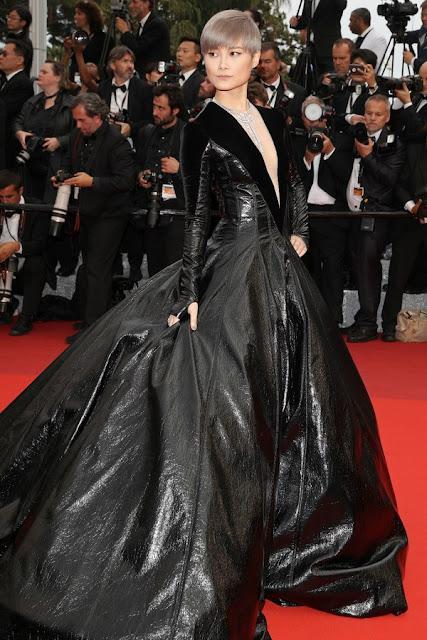 Li Yuchun Cannes 2016
