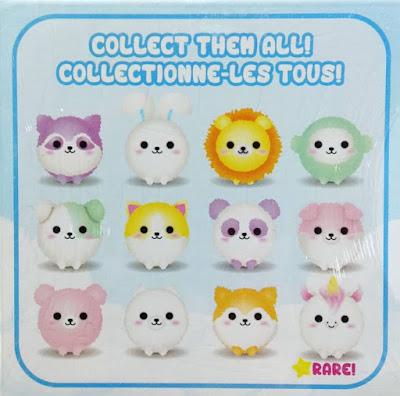 Вся коллекция мягких игрушек Floofies Fluffy Surprise