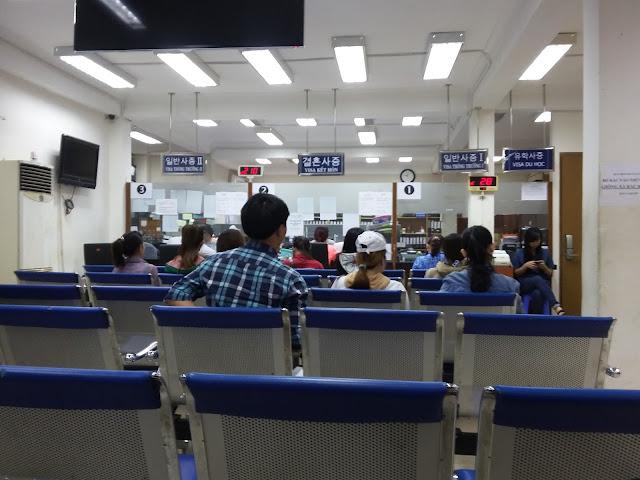 Cách thức hợp pháp hóa bằng cấp, bảng điểm, học bạ lãnh sự quán Hàn Quốc