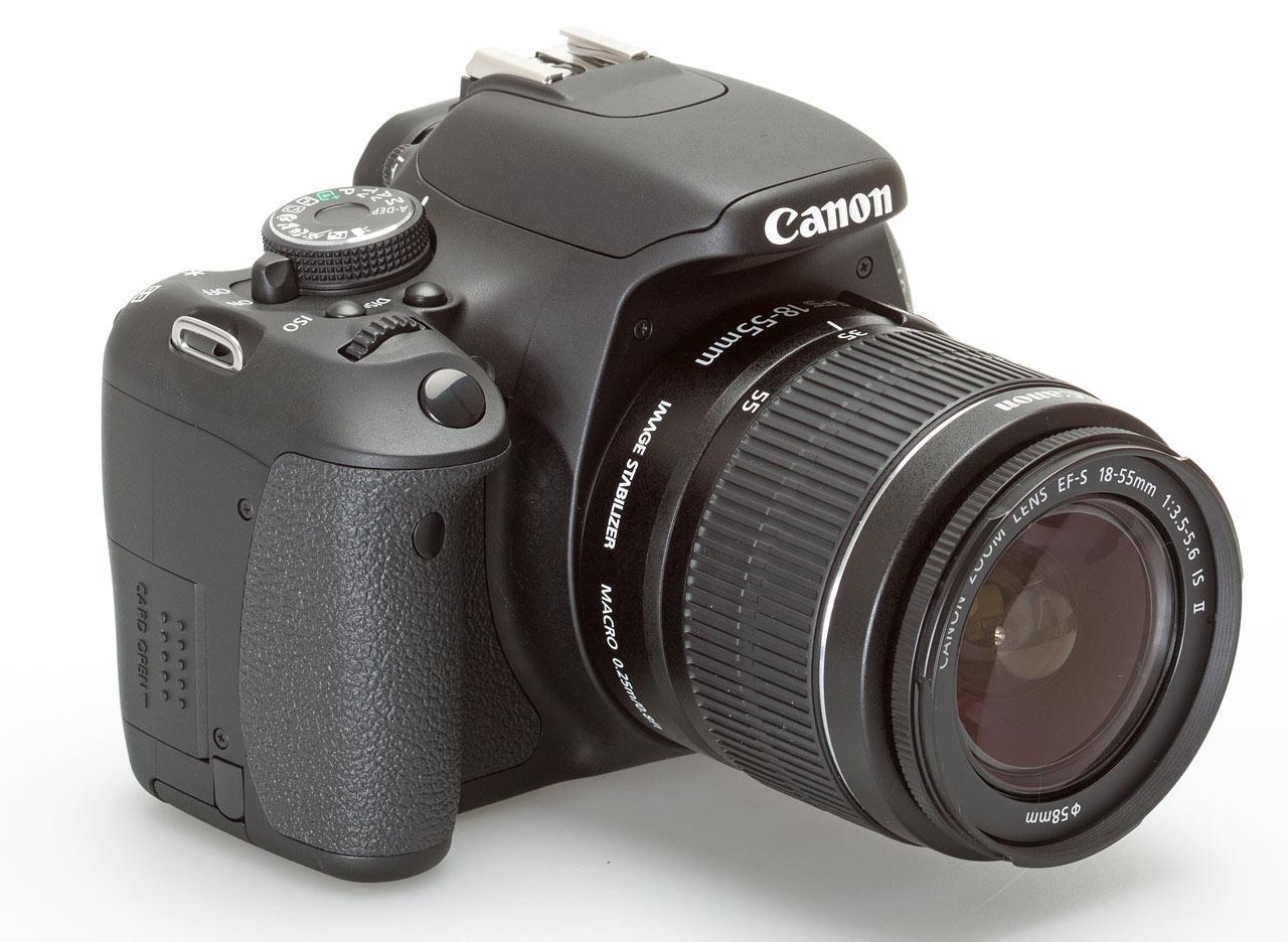 Canon EOS 600D handleiding - Gebruikershandleiding.com