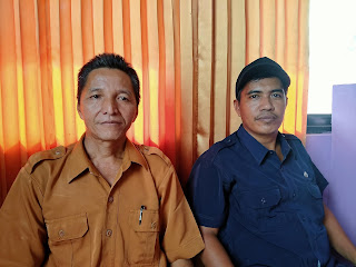 Diduga Gunakan Dana ADD dan DD TA 2019 Kades Padang Kelapo dilaporkan ke Bupati Batanghari
