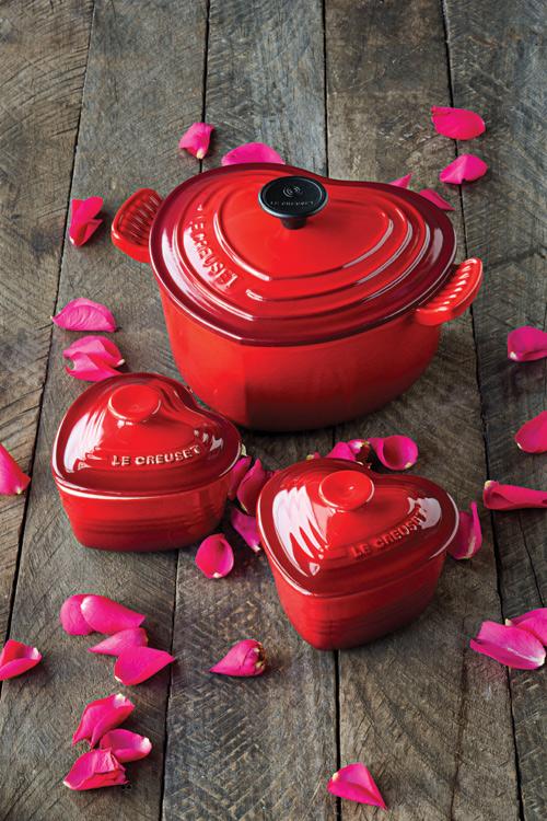 Wonenonline passie in de keuken met le creuset - Aardewerk rode keuken ...