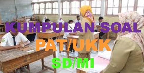 50 PENILAIAN AKHIR TAHUN KELAS 6 TEMA 7 PKn, BAHASA INDONESIA DAN KUNCI JAWABAN SERTA KISI-KISI SOAL