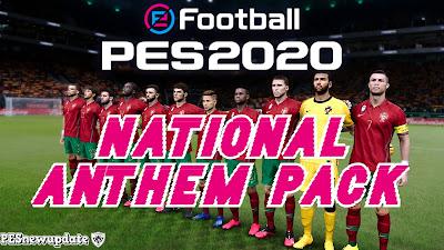 How to Install Predator002 National Anthems via Sider PES 2020