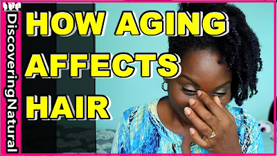 How Does Aging Affect Hair and Scalp | Gray Hair, Hair Loss, Menopause, Dry Scalp