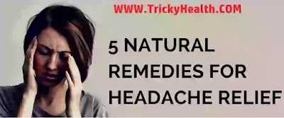 Instant Migraine Relief at Home