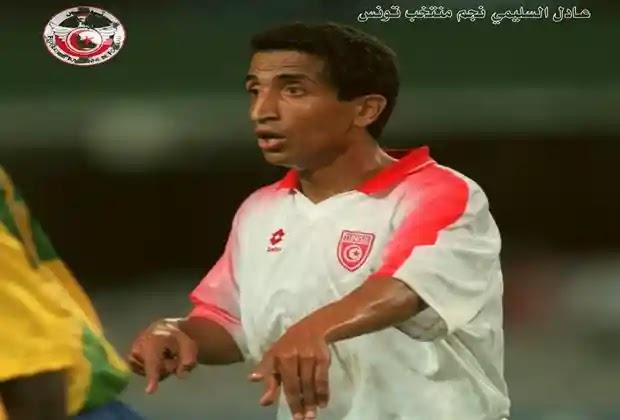 نجم منتخب تونس;منتخب تونس