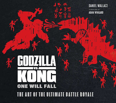 Godzilla vs Kong One Will Fall The Art of the Ultimate Battle Royale