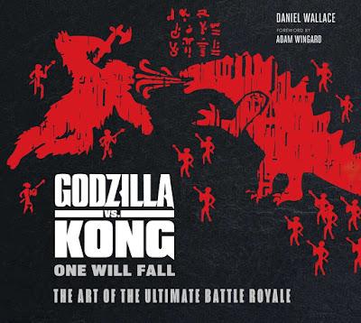 Godzilla vs Kong One Will Fall The Art of the Ultimate Battle Royale